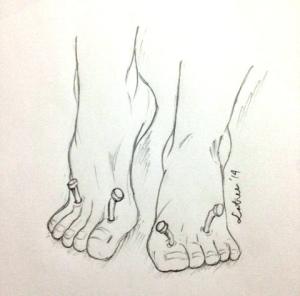 paku kaki
